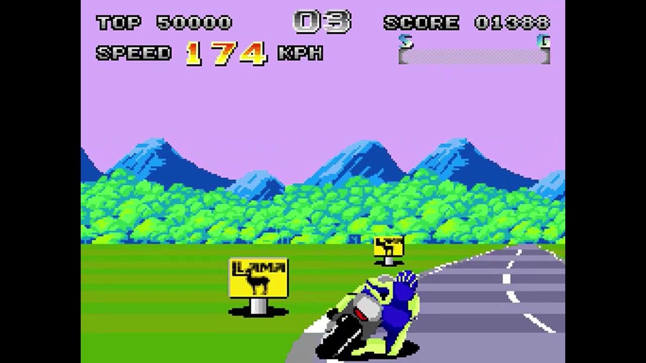 Bikers – ZX Spectrum Next – Teaser Trailer