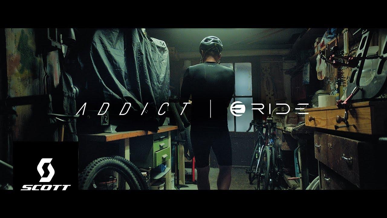 THE LIGHTEST ELECTRIC ROAD BIKE – New SCOTT Addict eRIDE – Get Hooked