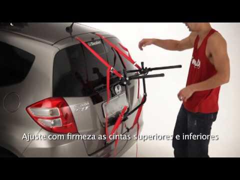 Veja como instalar o suporte de bikes da Eqmax para seu carro
