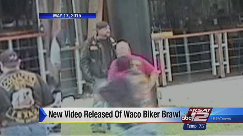 New video released in the deadly Waco biker rally