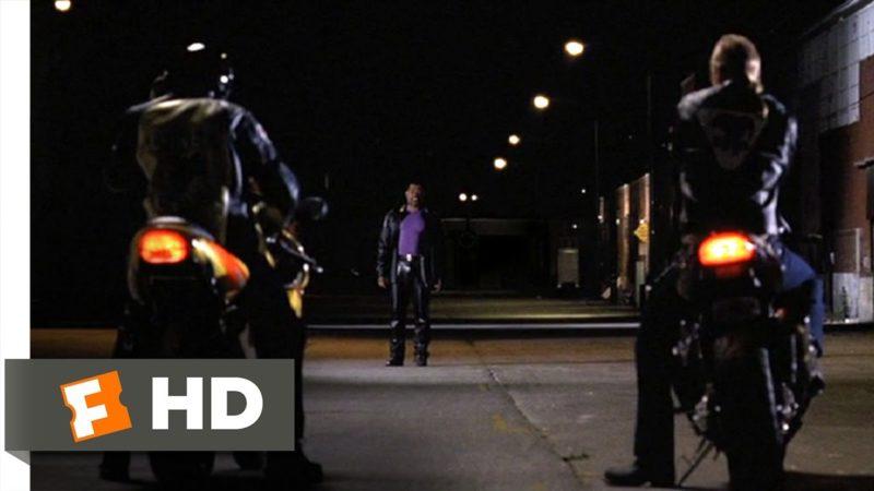 Biker Boyz (9/10) Movie CLIP – Get Off the Bike (2003) HD