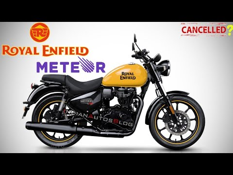 Royal Enfield Meteor 350 Big Announcement || Upcoming Royal Enfield Bikes In India 2020 ||Meteor 350