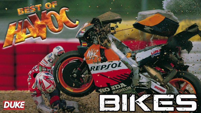 Motorcycle Crash Compilation | Best of Havoc | MotoGP | Bike Grand Prix | Road Racing