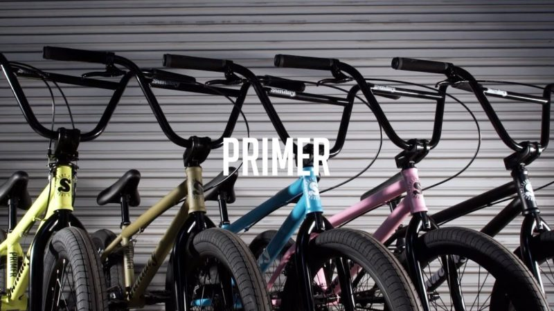 2021 PRIMER | Sunday Bikes | BMX