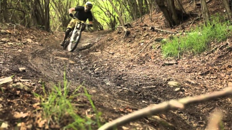 Finale-Ligure, Italy – Bike Resort Trailer