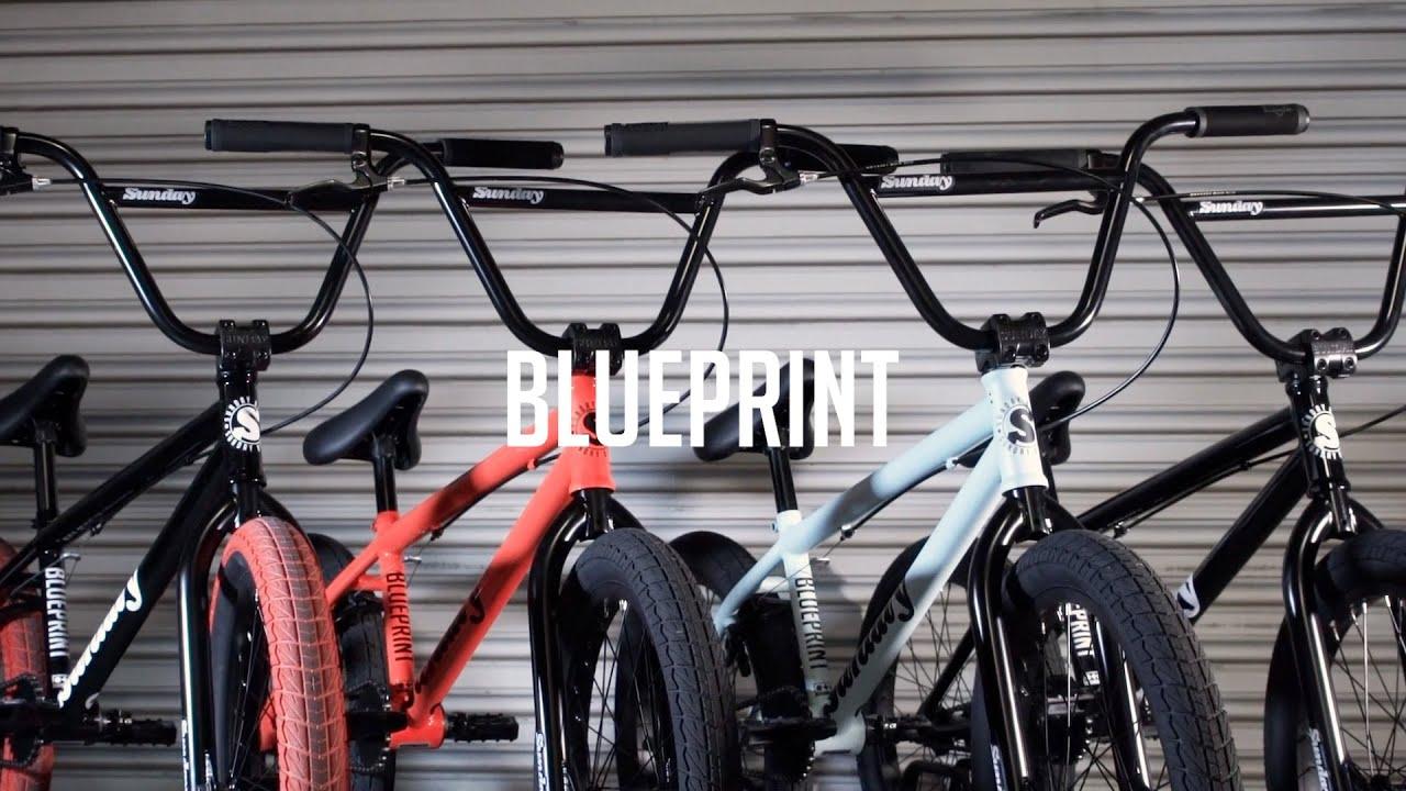 2021 BLUEPRINT | Sunday Bikes | BMX