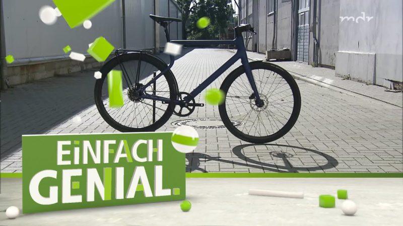 Das erste E-Bike aus dem 3D-Drucker | Einfach genial | MDR