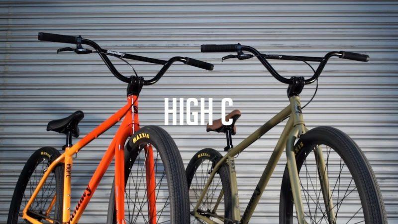 2021 HIGH C   Sunday Bikes   BMX