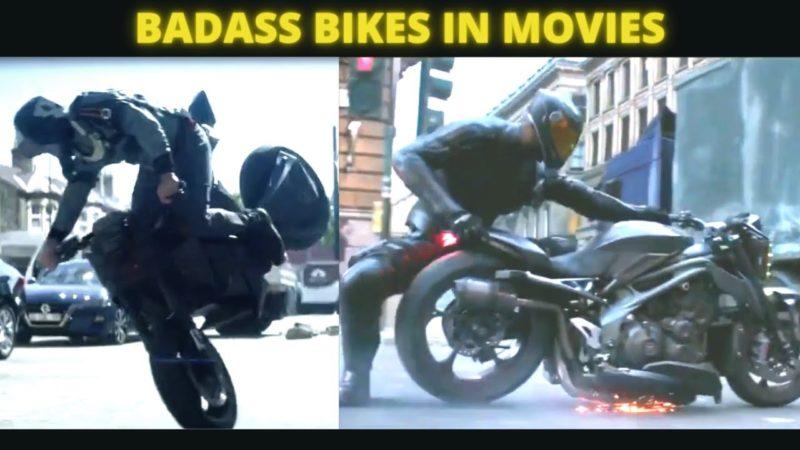 Most Badass & Coolest Bikes In Movies