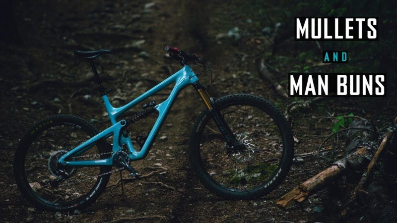 The Perfect Bike for Whistler