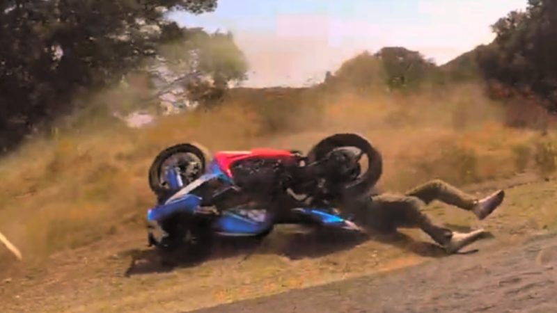 Hectic Biker Fails – Ouch!