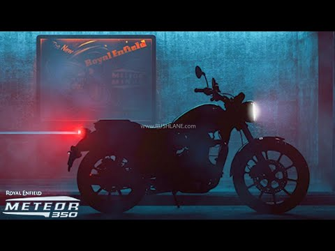 Royal Enfield Meteor 350 Official Teaser And Sound || Upcoming Royal Enfield Bikes In India 2020 ||