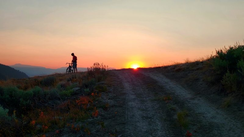 Bikerumor Pic Of The Day: Gros Ventre, Wyoming