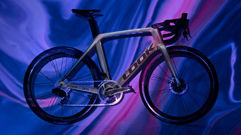 2021 Look 795 Blade RS aero road bike sheds 300g with all-new carbon production