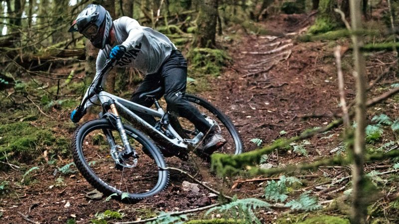 All-new carbon Vitus Escarpe all-mountain & Sommet enduro bikes reshaped for technical trails