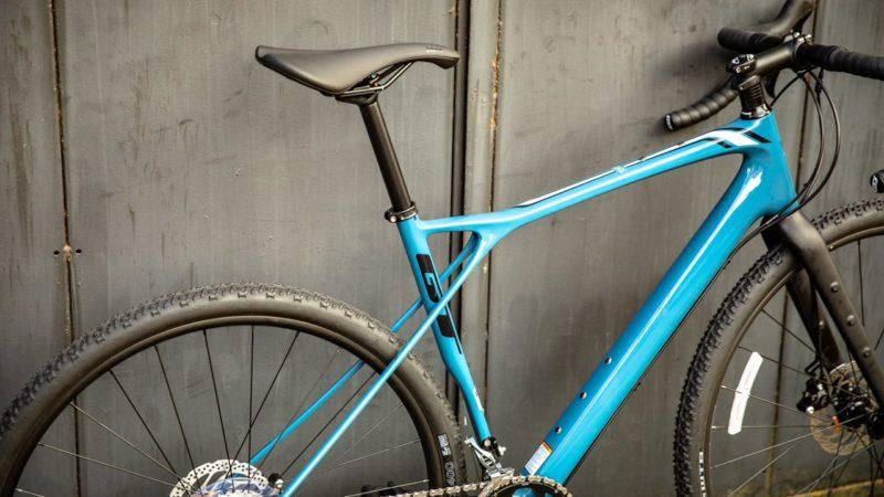 Recensione bici gravel GT Grade Carbon Elite –