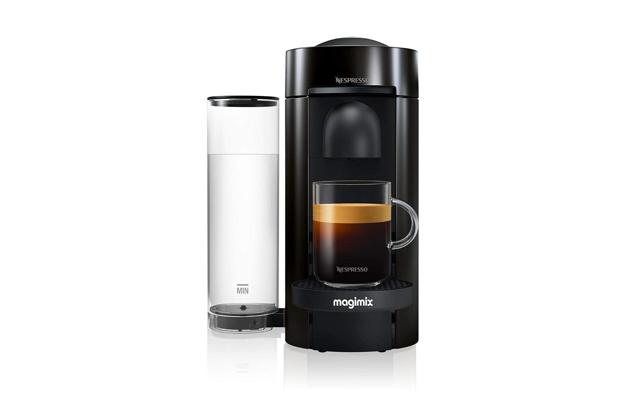 Ahorros de Amazon Prime Day para ciclistas adictos al café: 65% de descuento en máquinas Nespresso