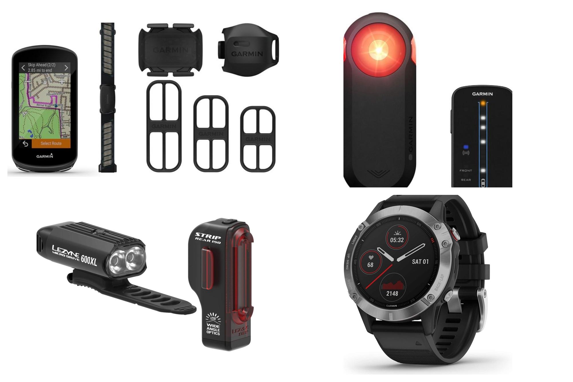Cyklingstekniske tilbud fra hele internettet på Amazon Prime Day: Garmin, Power meter og mere