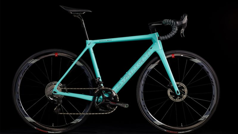 Bianchi reveals new Specialissima: a less-pretty, disc-only, all-round racer