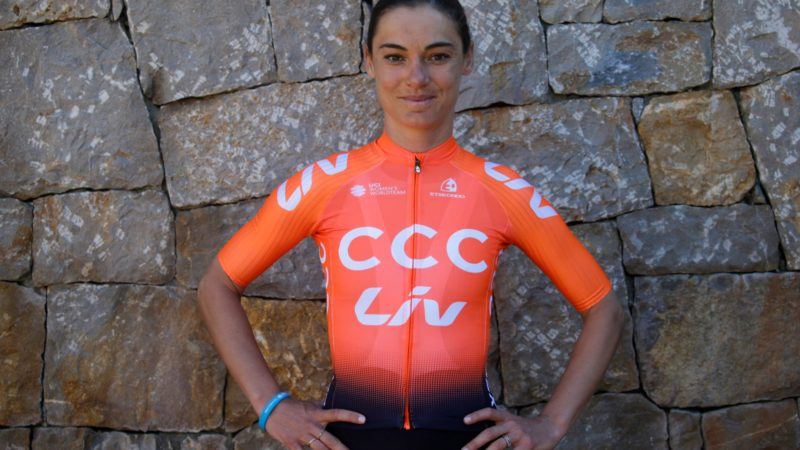 Ashleigh Moolman Pasio: 'Progress is not always comfortable'