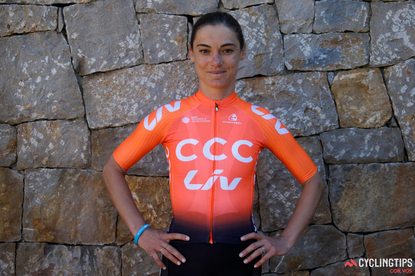 Ashleigh Moolman Pasio: 'Progress is not always comfortable'