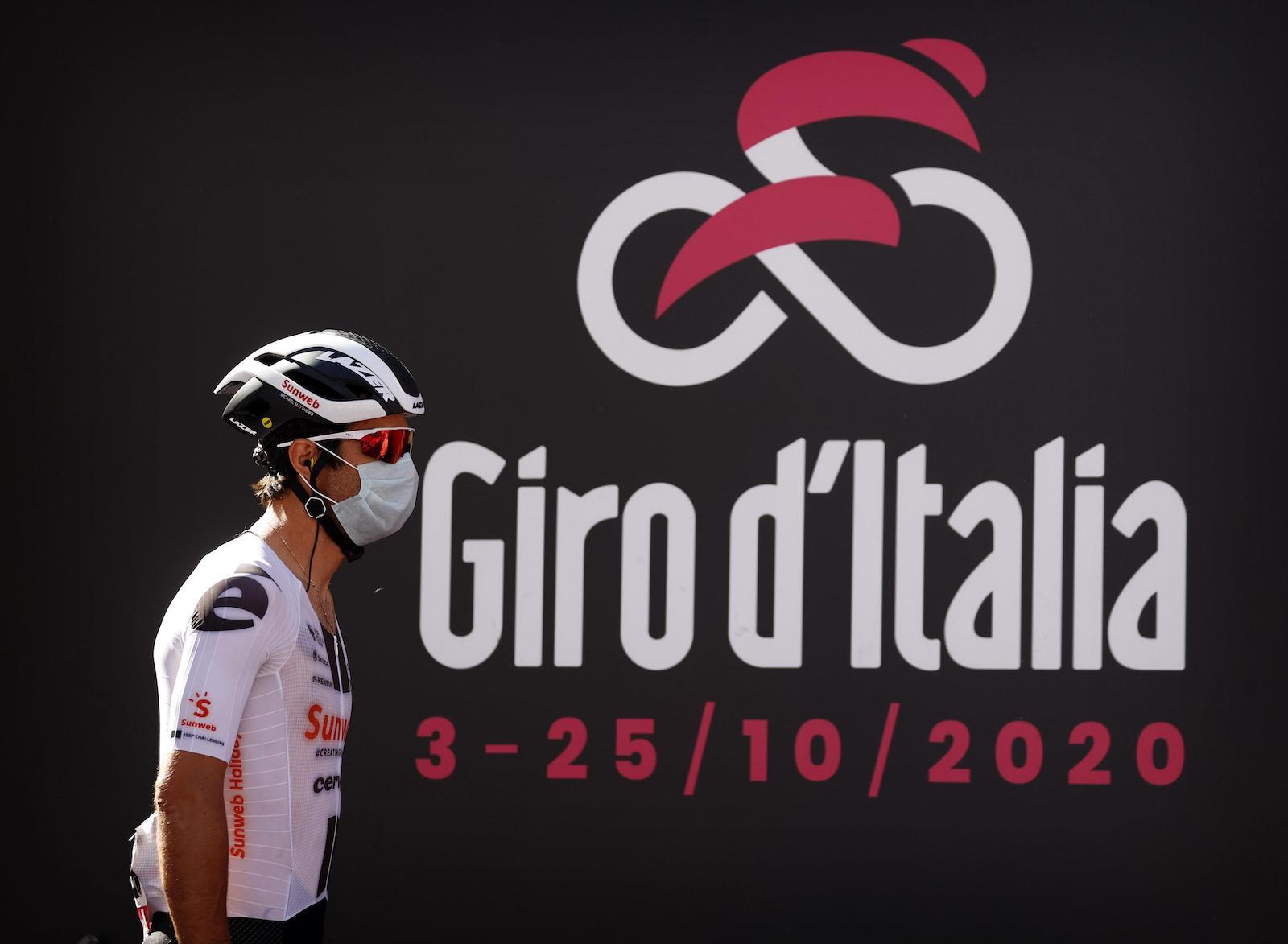 Mitchelton-Scott, Jumbo-Visma und Matthews ziehen sich mit COVID-19 vom Giro zurück