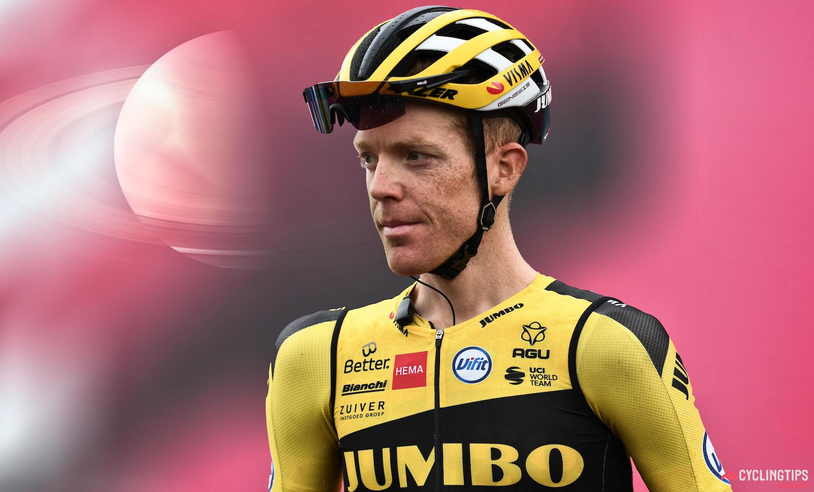 All of Mitchelton-Scott, Kruijswijk, Matthews out of the Giro with COVID-19