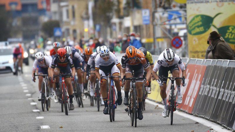 Wiebes remporte la première victoire du WorldTour pour Team Sunweb à De Panne