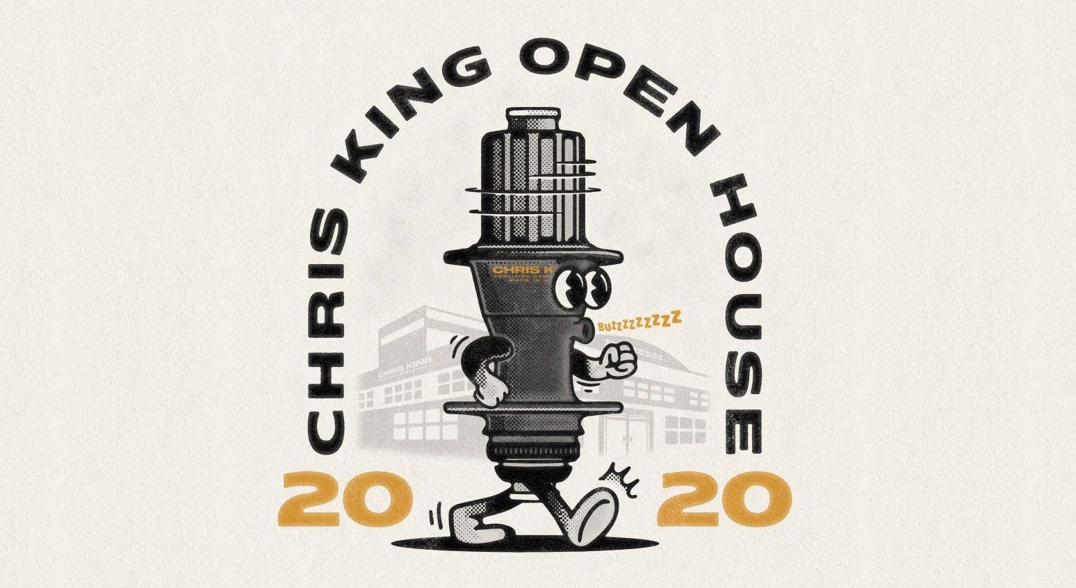 2020 Chris King (virtual) Open House unveils Brooks x CK LE Saddles, teases new colors
