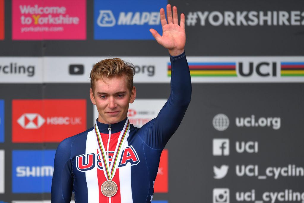 Magnus Sheffield firma con Rally Cycling per il 2021 – VeloNews.com