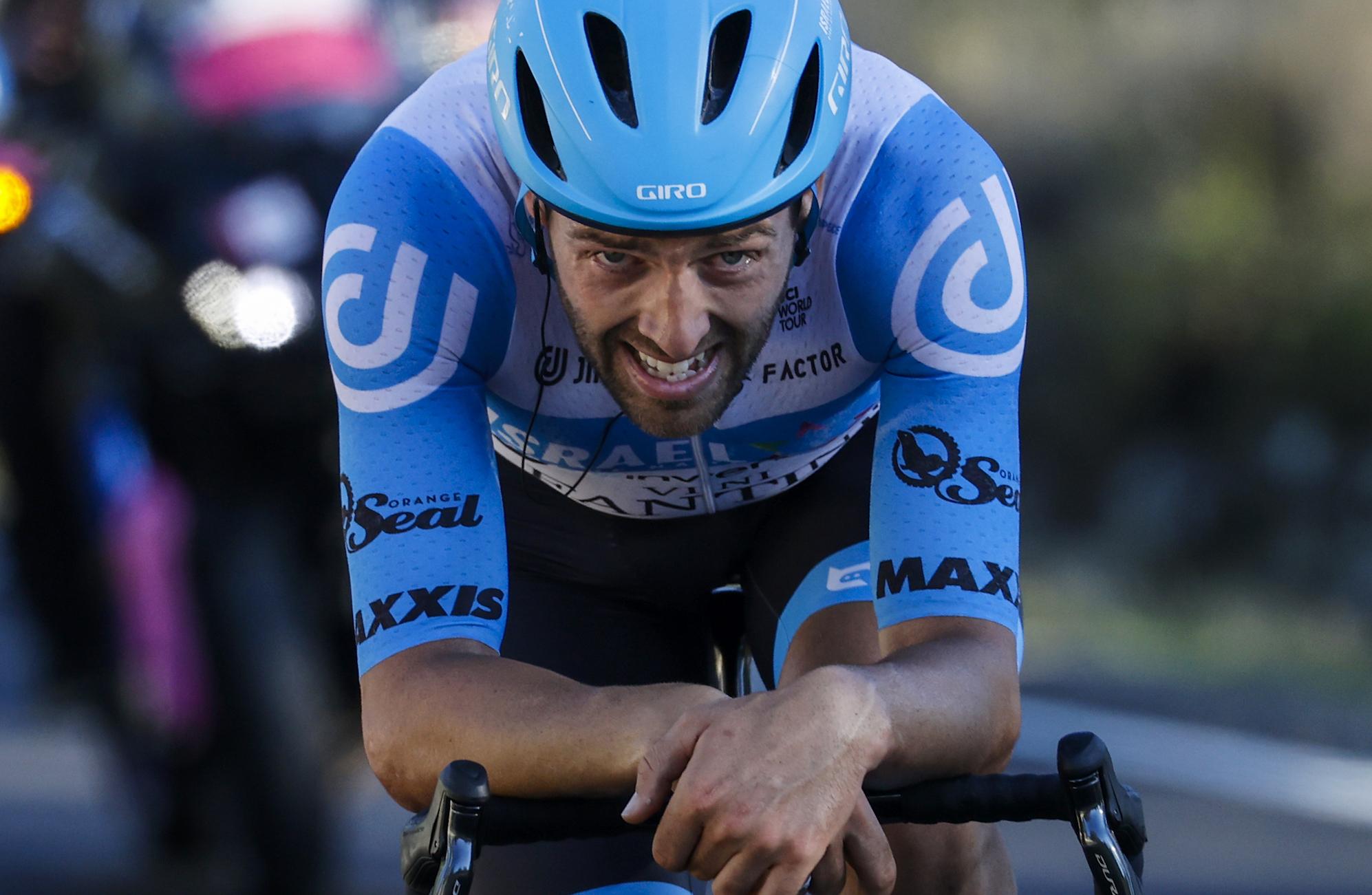 Fem talepunkter fra etape otte i Giro d'Italia 2020