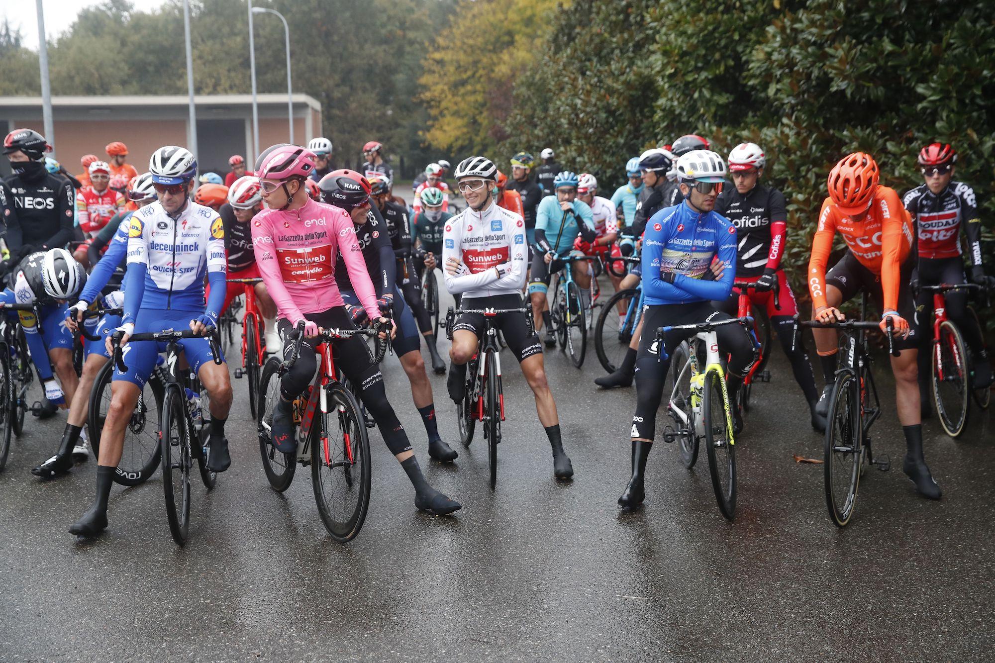 Fünf Diskussionspunkte aus der 19. Etappe des Giro d'Italia 2020