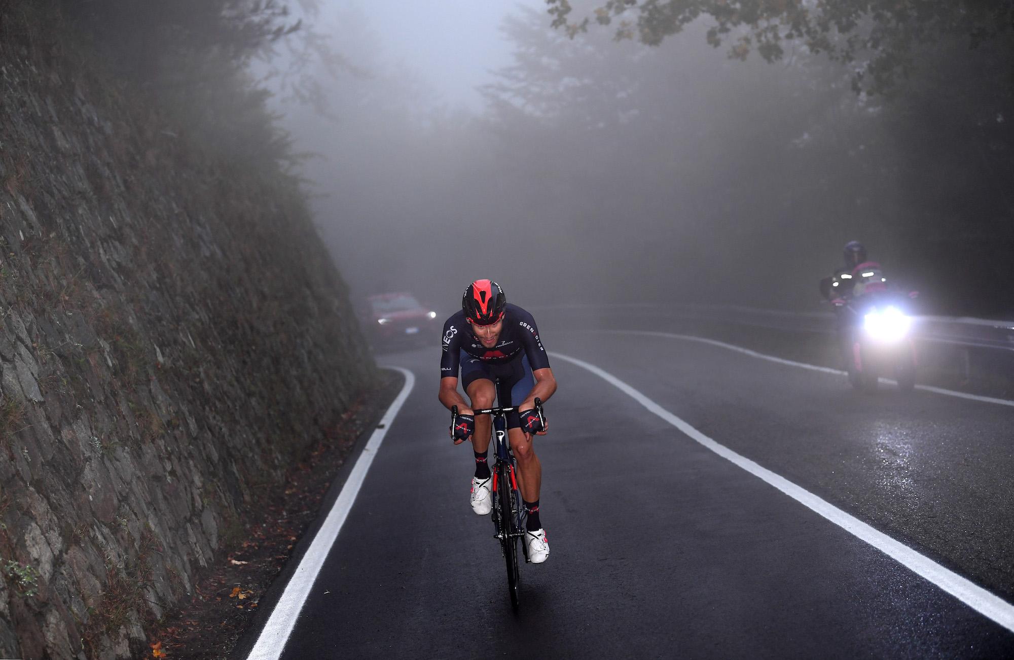 Fem talepunkter fra etape fem i Giro d'Italia 2020
