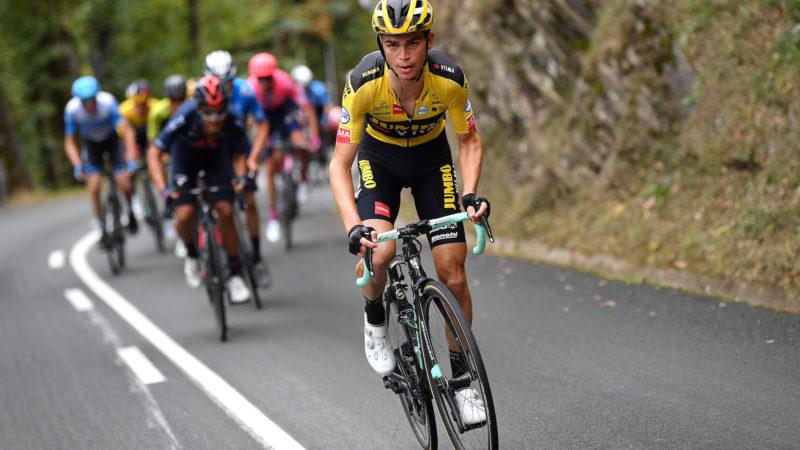 Le statistiche Strava rivelano il potere di Chris Froome, Sepp Kuss e Richard Carapaz dopo la prima tappa esplosiva della Vuelta a España 2020