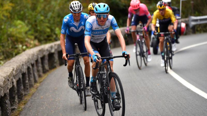 Cinco temas de conversación de la primera etapa de la Vuelta a España 2020