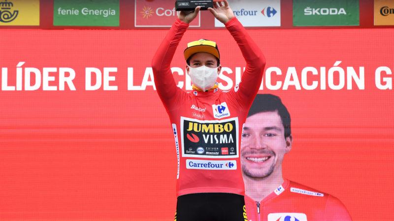 Tussenstand Vuelta a España: de laatste resultaten van de race van 2020