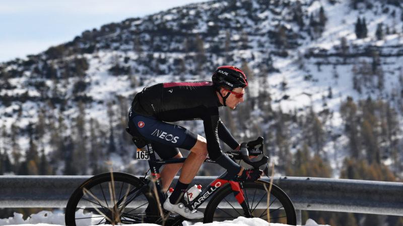 'Den største færdighed, som enhver rytter kan have, er at føle noget og ikke blive fortalt af en skærm': Tao Geoghegan Hart – en uges træning