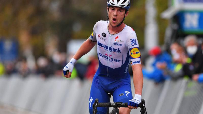 Yves Lampaert rundet die Klassikersaison mit einem Sieg bei den Drei Tagen von De Panne ab