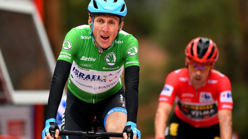 Cinq points de discussion de la troisième étape de la Vuelta a España 2020