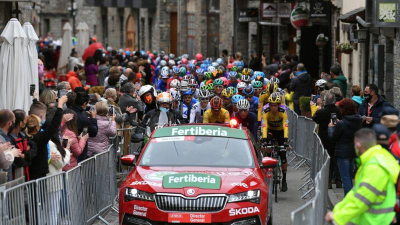 Vuelta a España 2020: Spanien befindet sich im Ausnahmezustand des Coronavirus, aber der Rennleiter sagt, dass die Vuelta vorerst fortgesetzt wird.