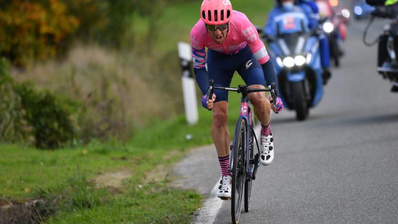 Fem talepunkter fra etape syv i Vuelta a España 2020