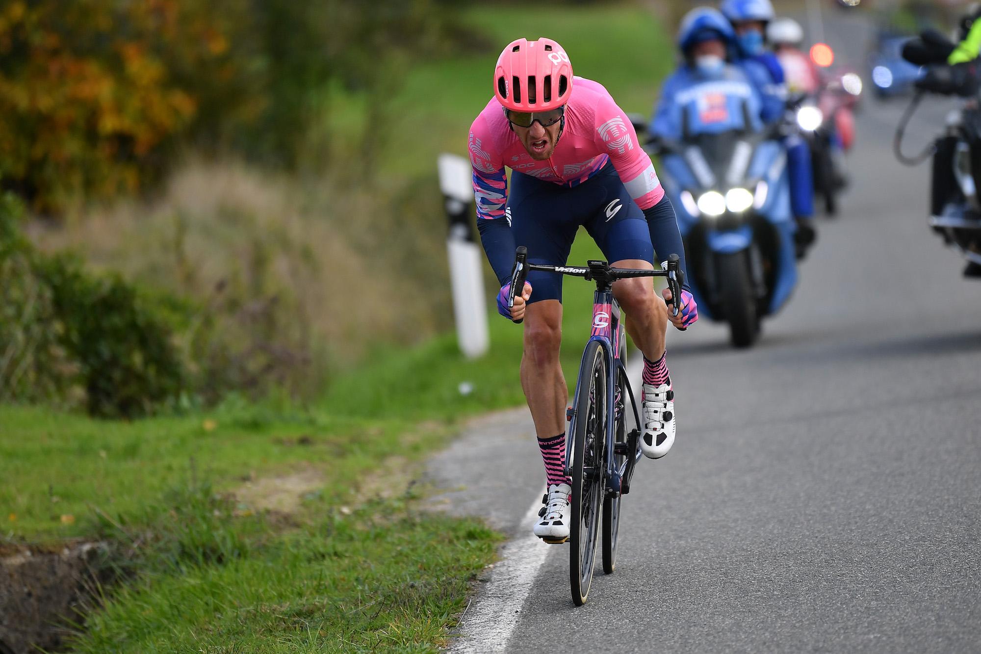 Fünf Gesprächsthemen aus der siebten Etappe der Vuelta a España 2020