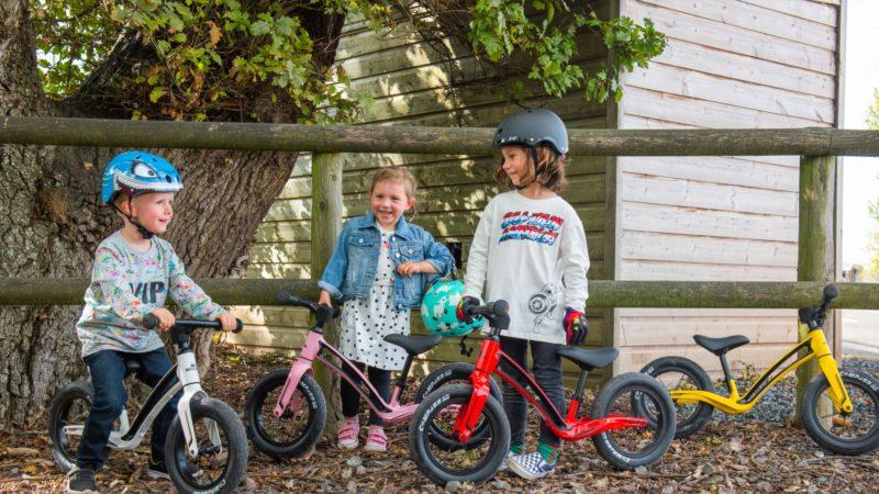 Draisienne Hornit AIRO: L'introduction parfaite au vélo