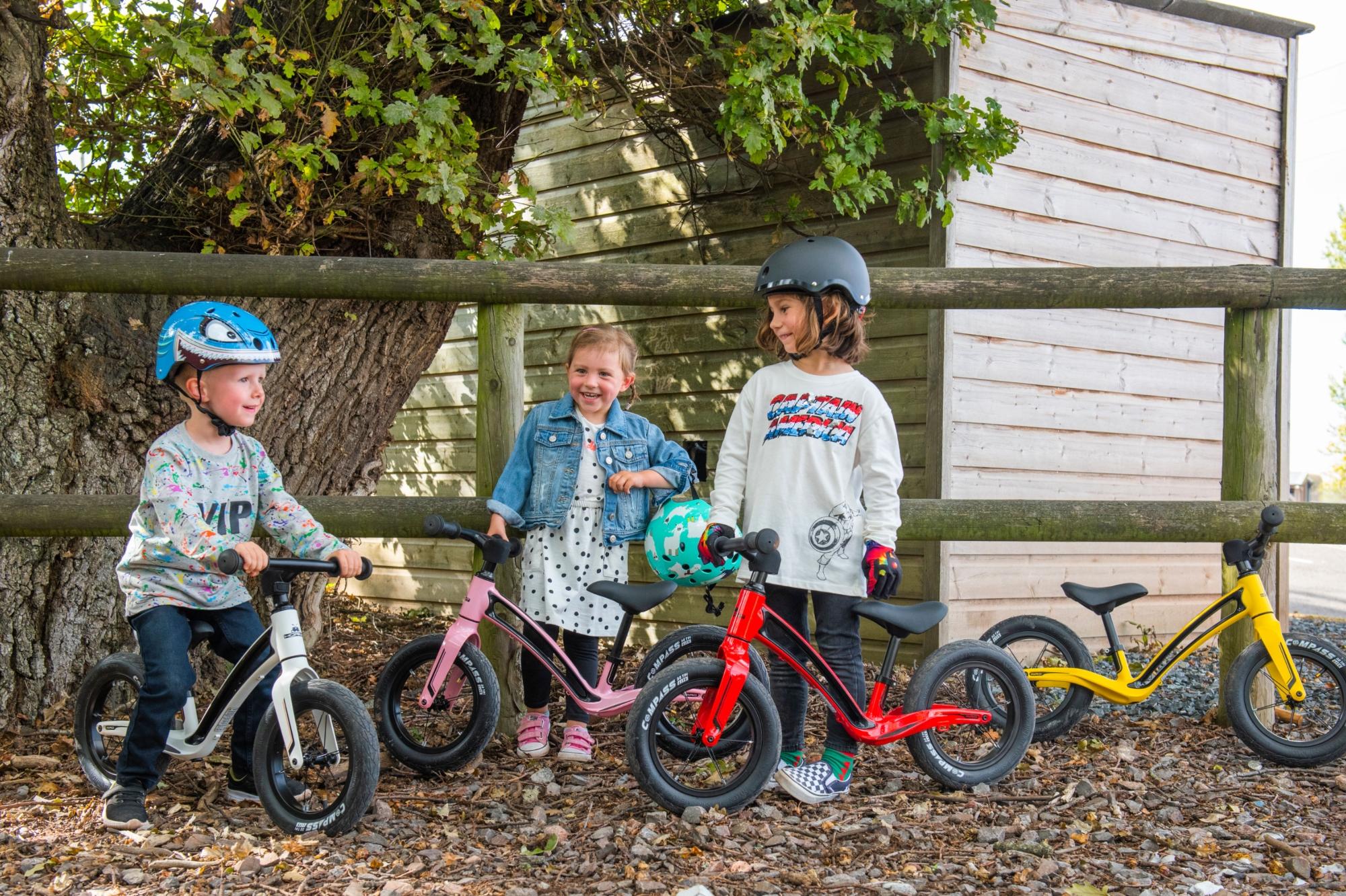 Hornit AIRO Laufrad: Der perfekte Einstieg in das Radfahren
