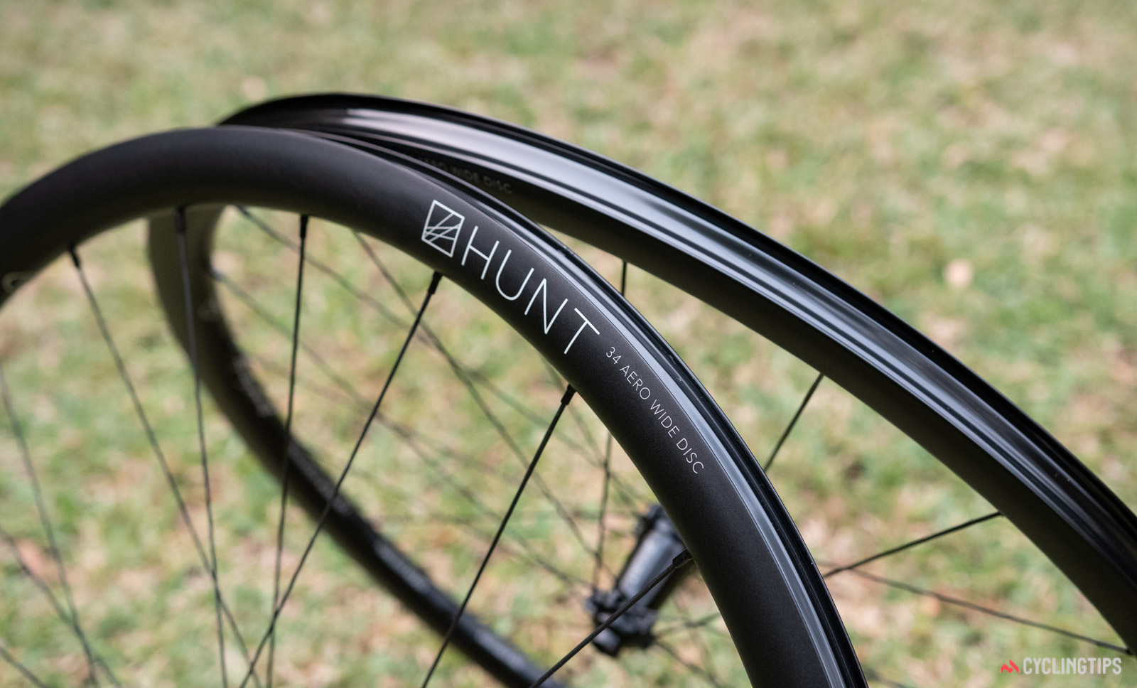 Hunt 34 Aero Wide Disc wheelset review: affordable aero alloy
