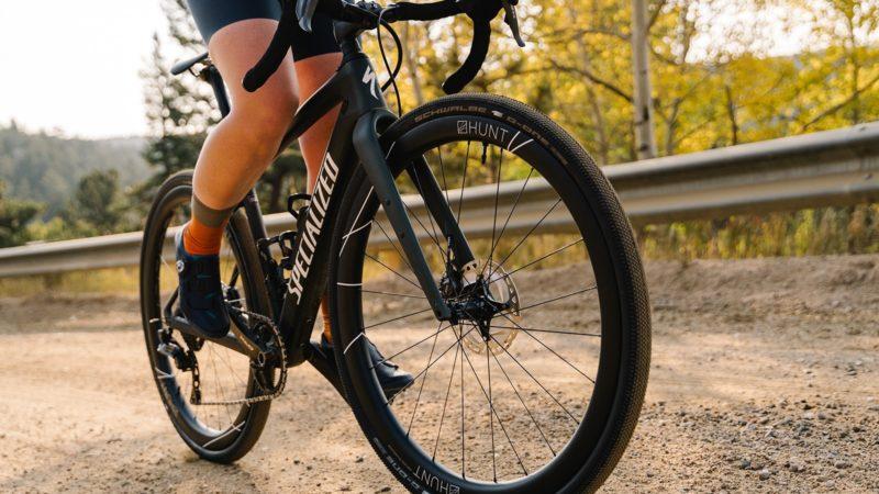 Hunts neue 42 Limitless Gravel Disc ist ein Rennrad für gemischtes Gelände
