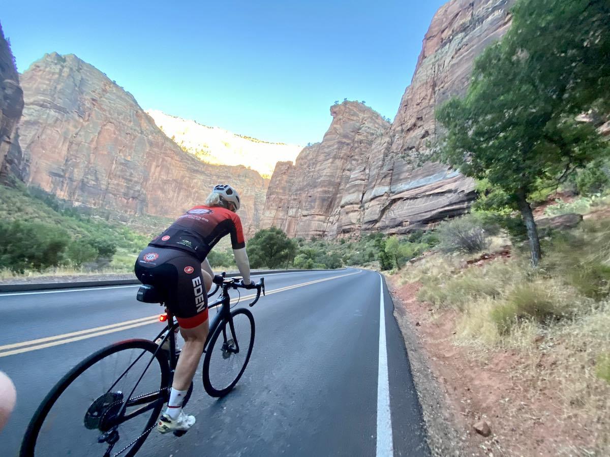 Bikerumor Bild des Tages: Zion National Park, Utah
