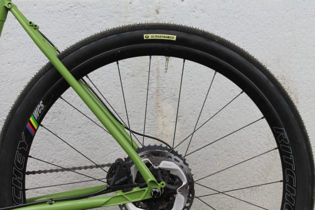 Ultradynamico Cava gravel tyres review