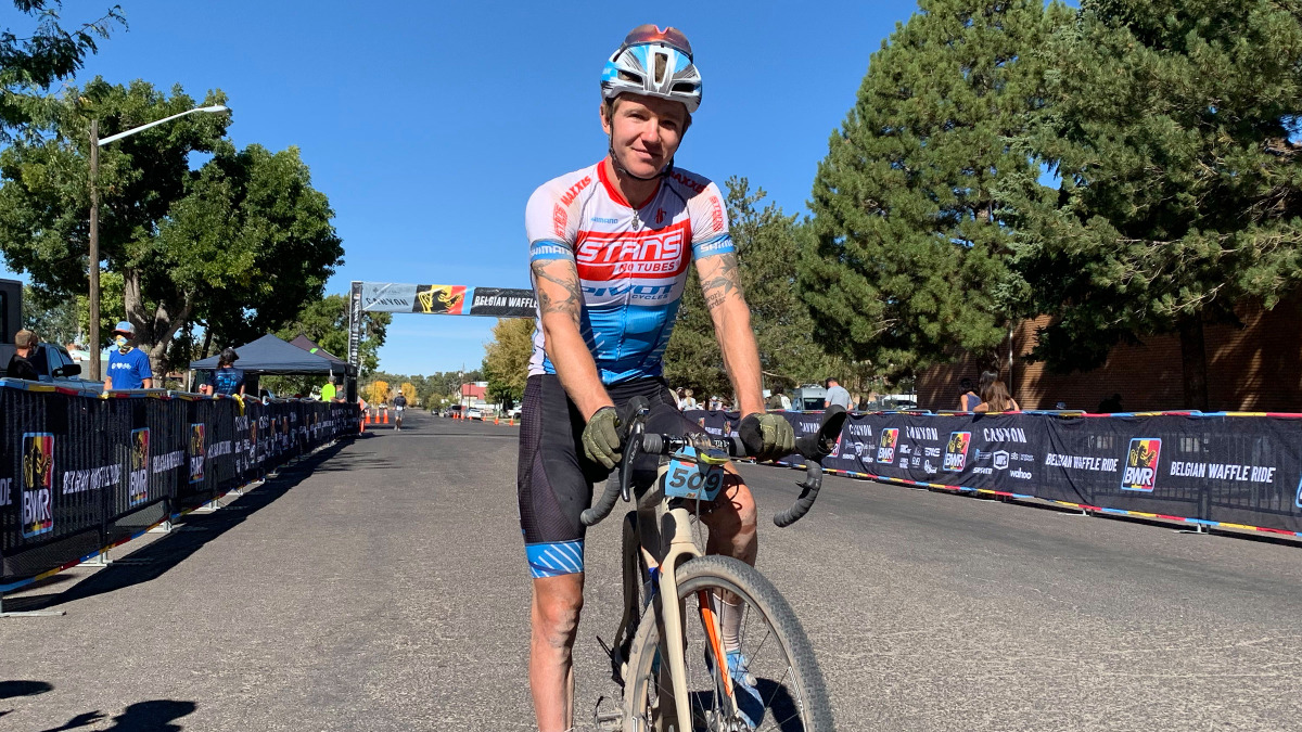 Keegan Swenson wins Belgian Waffle Ride without a front brake. Rose Grant takes women's race – VeloNews.com