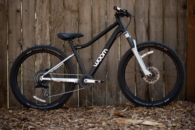 woom OFF AIR 5 kids' bike review